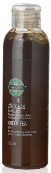 Yamuna - Gel na celulitidu 250ml - se zeleným čajem na strie
