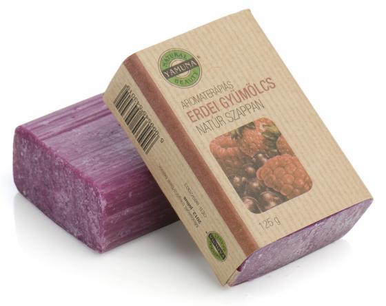 Yamuna - Lesní směs 125g - mýdlo lisované za studena
