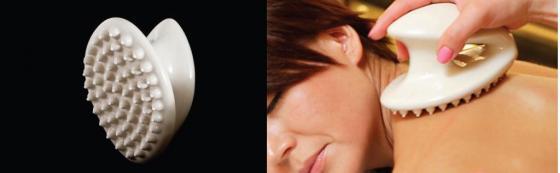 Touch Down - pomocník při masáži (pro aktivaci a stimulaci svalů a reflexních bodů)