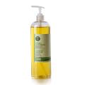 Yamuna - Meduňka s měsíčkem lékařským 1000 ml - masážní tělový olej (uklidňující a čistící)